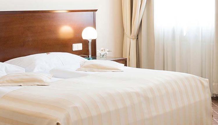 De sfeervolle tweepersoonskamers in Hotel Sandwirth