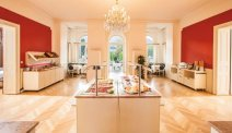 Elke morgen staat er een uitgebreid ontbijtbuffet klaar in Villa Seilern Vital Resort