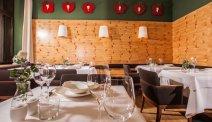 In het restaurant van Villa Seilern Vital Resort worden heerlijke gerechten geserveerd