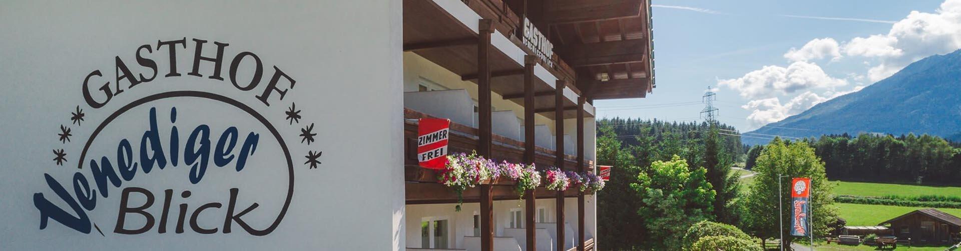 Gasthof Venedigerblick in Neukirchen