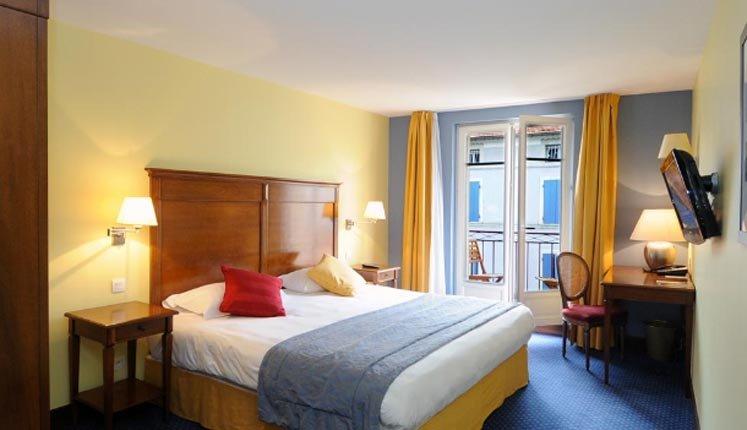 De tweepersoonskamer Classic in Hôtel Arène