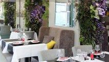 In het restaurant van Hôtel Arène kunt u heerlijk eten