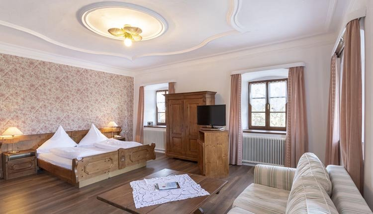 De tweepersoonskamer De Luxe in Landgasthof Karner