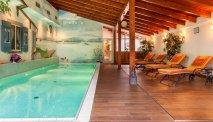 Heerlijk ontspannen in het wellnesscentrum van Landgasthof Karner