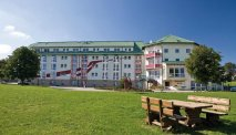 Hotel Kammweg in Neustadt am Rennsteig