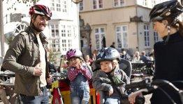 Denemarken is een uitstekend land om prachtige fietstochten te maken