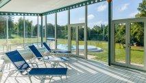 In het wellnesscentrum van Hotel Schwarzwald Freudenstadt kunt u heerlijk tot rust komen