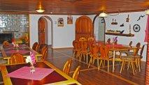 Het gezellige restaurant van Hotel Schwarzwald Freudenstadt