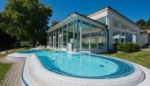 Het zwemband van Hotel Schwarzwald Freudenstadt