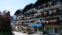 Hotel Lindwurm - dat betekent draak in het Duits