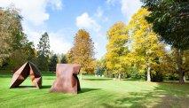 Het park rondom Kurhaushotel Bad Salzhausen is in alle seizoenen adembenemend