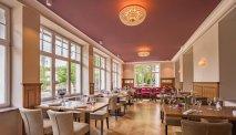Het restaurant van Kurhaushotel Bad Salzhausen serveert heerlijke gerechten