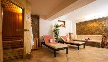 Het wellnesscentrum in Vitalhotel Gosau biedt rust en ontspanning