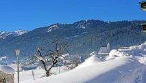 Winters Gosau