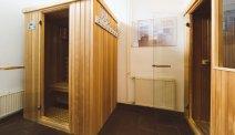 Hotel Ribno in Bled beschikt over een wellness center met sauna