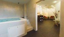 Hotel Ribno in Bled beschikt over een wellness center