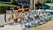 Hotel Ribno in Bled heeft een fietsverhuur service