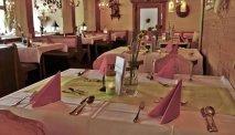 Het gezellige restaurant van Familienhotel Pillerseehof