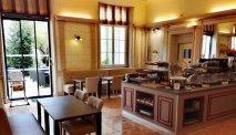 In het restaurant van Best Western Central Hotel kunt u heerlijk eten