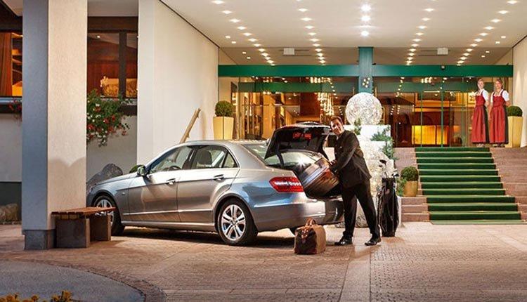 Cesta Grand Aktiv Hotel & Spa in Bad Gastein
