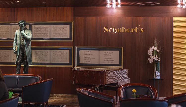De lobby van Cesta Grand Aktiv Hotel & Spa