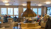 De gezellige bar van Cesta Grand Aktiv Hotel & Spa