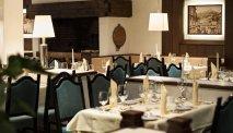 In het sfeervolle restaurant van Cesta Grand Aktiv Hotel & Spa kunt u heerlijk dineren