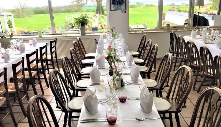 In het restaurant van Hotel Benniksgaard kunt u heerlijk eten