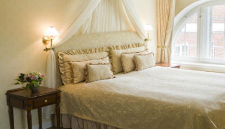 De tweepersoonskamers zijn van alle gemakken voorzien