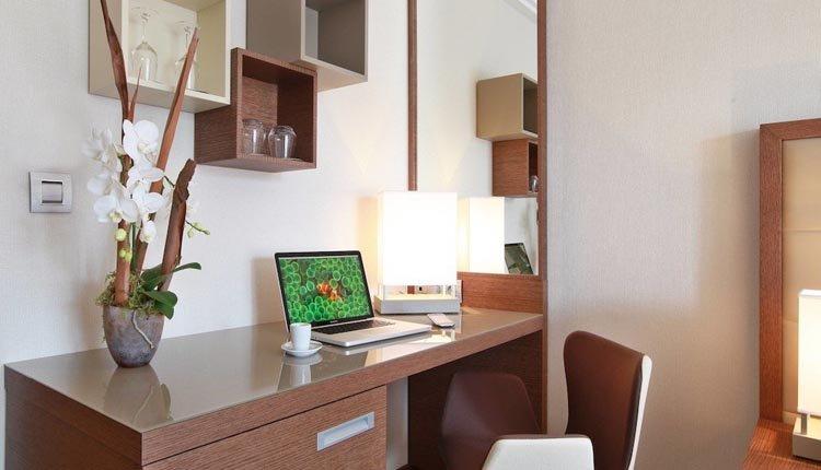 De tweepersoonskamers Classic zijn modern en sfeervol ingericht