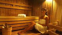 In de sauna van AC Hotel Marriott Ambassadeur kunt u zich goed ontspannen