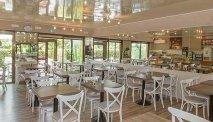 Het restaurant van Bahia Hotel