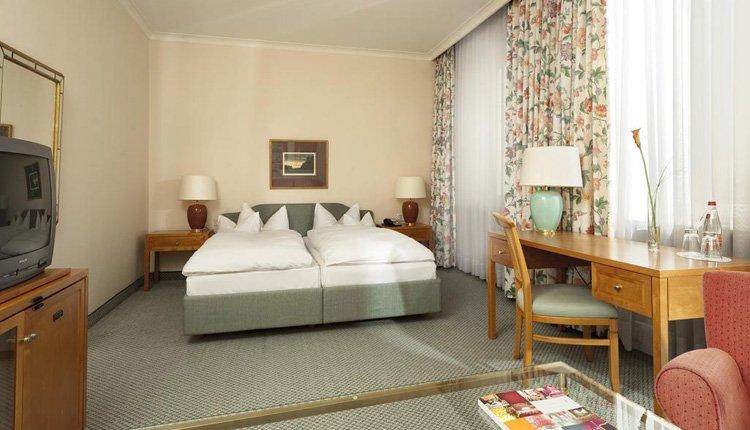Wyndham Grand Hotel Bad Reichenhall - 2-persoonskamer Superior