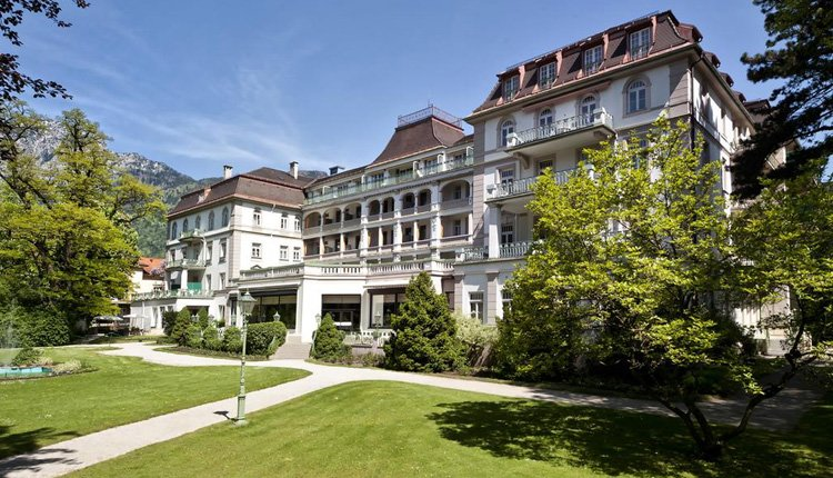 Wyndham Grand Hotel Bad Reichenhall in Beieren