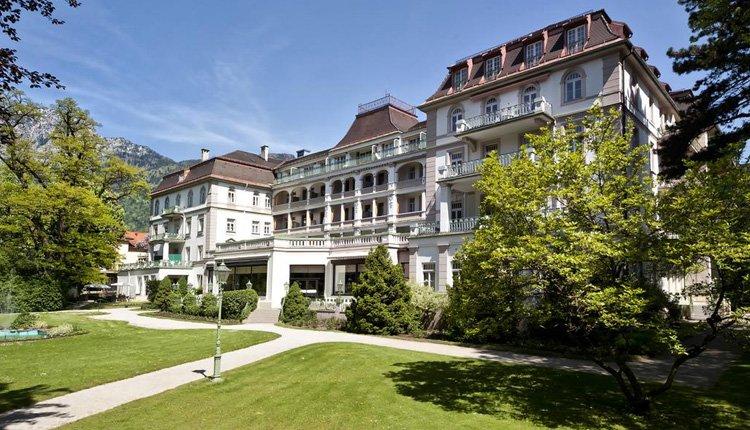 Wyndham Grand Hotel Bad Reichenhall in Beieren