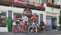 Een fantastisch fietstochtje langs de Rijn vanaf Hotel Baudobriga