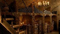 Geniet van een van de heerlijke wijnen uit de kelder van Hotel Baudobriga