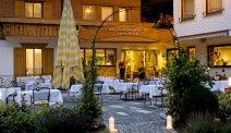 Hotel Alpenrose - terras