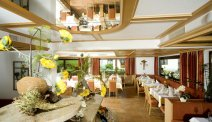 Hotel Alpenrose - restaurant