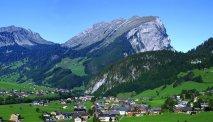 Hotel Alpenrose in de fantastische omgeving van Au