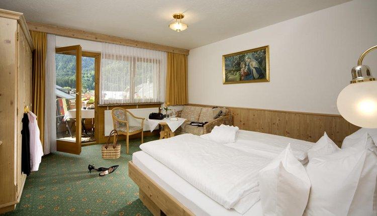Hotel Alpenrose - 2-persoonskamer met balkon