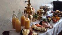 Start de dag met een heerlijk ontbijt bij Hotel Gilleje Strand