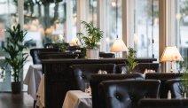 Culinair genieten bij het restaurant van Hotel Gilleje Strand