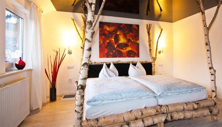Hotel Lindenhof - iedere kamer heeft een eigen thema