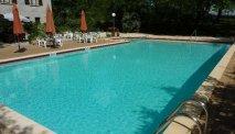 Hôtel la Truffière beschikt over een lekker zwembad