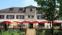 Hôtel la Truffière in de Dordogne
