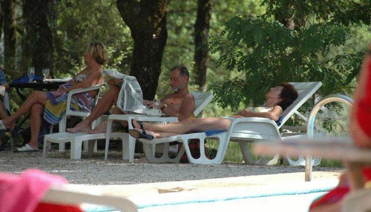 Pure ontspanning tijdens uw vakantie bij Hôtel la Truffière