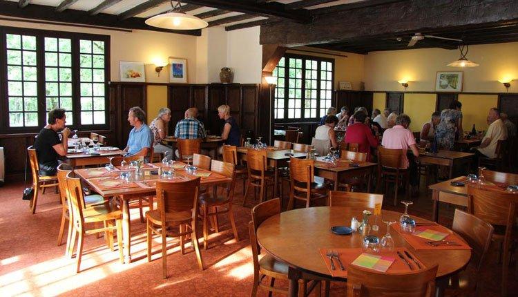 Hôtel la Truffière - restaurant