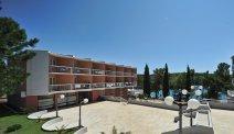 Het hotel gedeelte van Resort Centinara