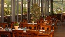 Restaurant waar u kunt genieten van het ontbijtbuffet